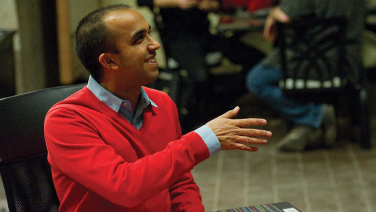  Neil  Pasricha , keynote speaker